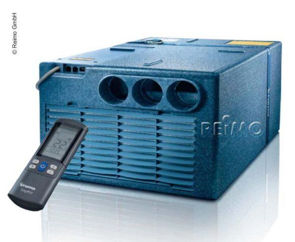 Acondicionador de aire Saphir Compact 230V negro 1