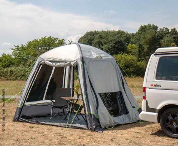 Carpa trasera hinchable e independiente Uni Van Air 3