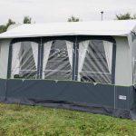 Avance Invierno Royal 2-390 T230xB390xH235-255cm, estructura de acero 6