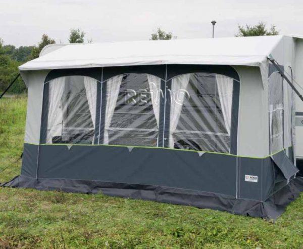 Avance Invierno Royal 2-390 T230xB390xH235-255cm, estructura de acero 1