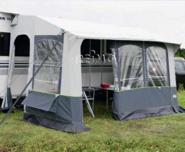 Avance Invierno Royal 2-390 T230xB390xH235-255cm, estructura de acero 2