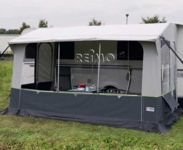 Avance Invierno Royal 2-390 T230xB390xH235-255cm, estructura de acero 3