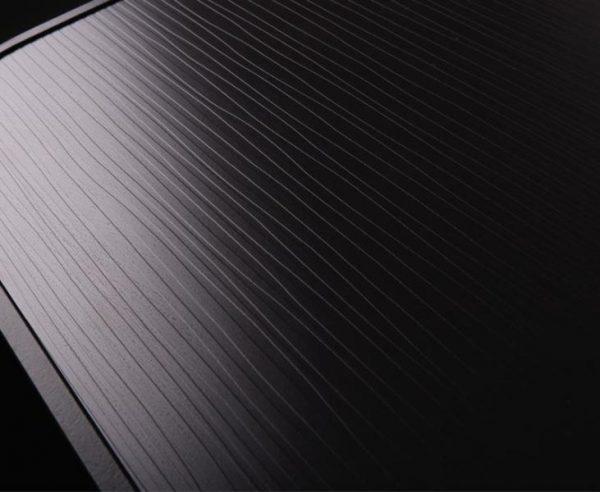 Mesa de camping CALAIS 115x70x55-74cm,marco:negro,tablero:antracita 5