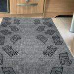 alfombra Inaca Runner Kamper 7