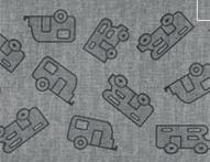 alfombra Inaca Runner Kamper 5