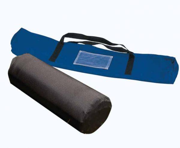 cama de campamento Euphrat aluminio de lujo con Isomatte & Utensilo, 2 3