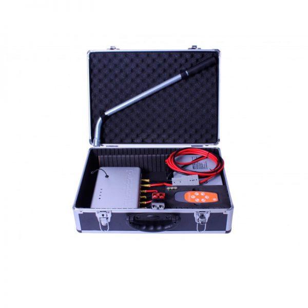 Aparca-caravanas Ego-Mover Plug & Play SIN Bateria, con control remoto: ¡mueva su caravana con total comodidad! 1