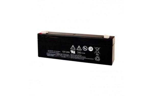Batería AGM - NP 2Ah 12V para sistemas de aparca-caravanas e-go 1