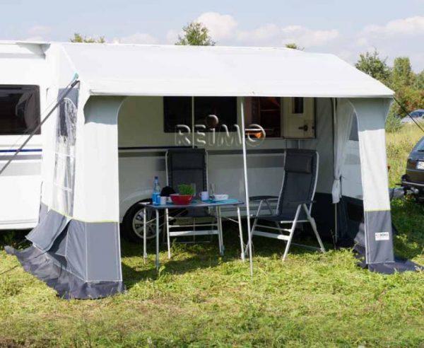 Avance Invierno Casa Royal S 320 T230xB320xH235-255cm estructura de acero 4