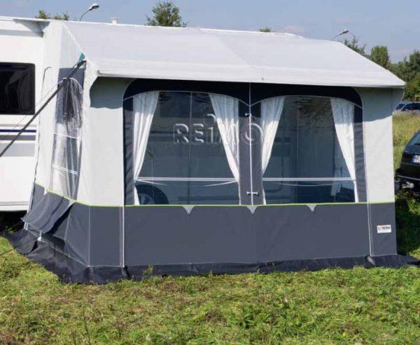 Avance Invierno Casa Royal S 320 T230xB320xH235-255cm estructura de acero 1