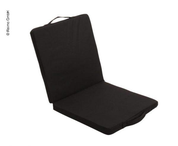 almohadilla del asiento con calefacción, 40x40 cm, negro, incluye batería + cargador 1