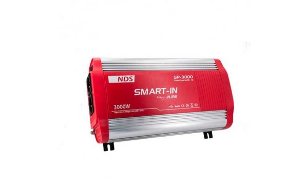 Convertidor Smart-in 230V/50-60Hz 24/3000 onda pura 1