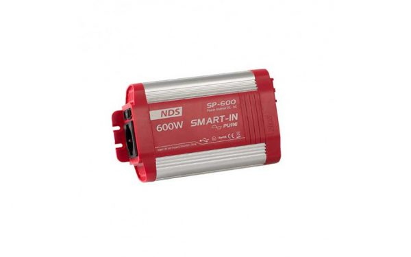 Convertidor Smart-in 230V/50-60Hz 12/600 onda pura 1