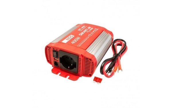 Convertidor Smart in 230V 50 60Hz 12 400 onda pura 1