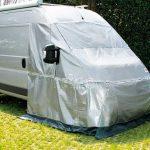 Termomat para exterior XXL - Fiat Ducato a partir del año 2007 2