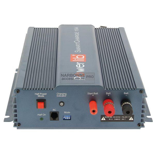 Inovtech IUOU SmartCharge Cargador de conmutación de 15 amperios 1