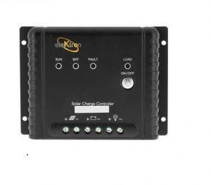 Controlador solar Elektron MPPT 20A 1
