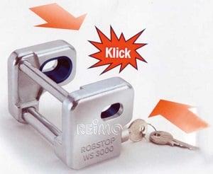 Robstop dispositivo antirrobo de 19 mm a partir de 08.2002 1