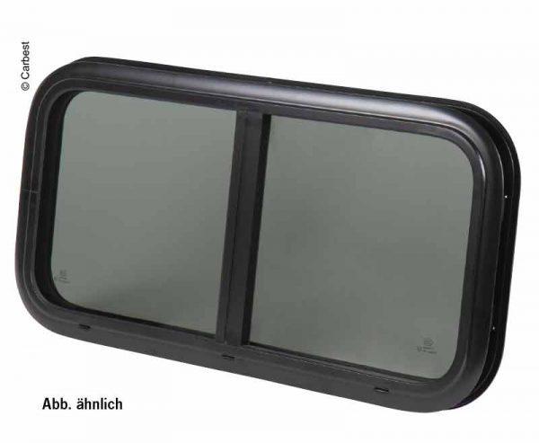 Ventana corredera para autocaravana ventana de caravana cristal tintado oscuro RW MOTION 1