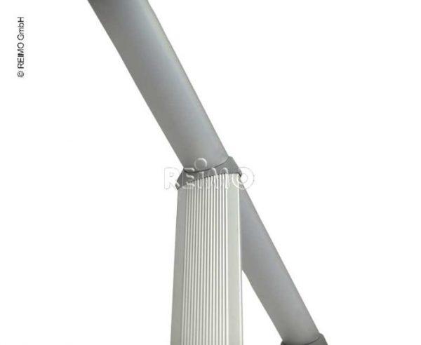Escalera de aluminio de 5 escalones de 130cm de largo y 28cm de ancho 4