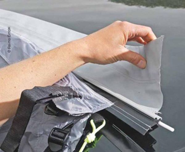 Adaptador magnético para el montaje rápido del toldo en el vehículo 3