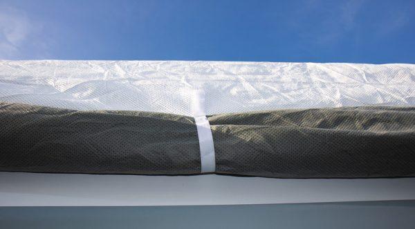 Cubiertas protectora de caravana PREMIUM hasta ancho de caravana 250cm alto 220cm 4