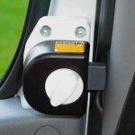 Cerradura de puerta HEOSafe estándar Mercedes Sprinter VW Crafter desde 2006 2