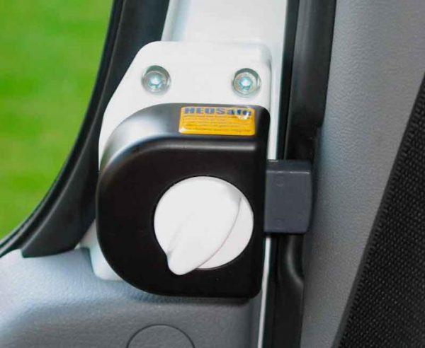 Cerradura de puerta HEOSafe estándar Mercedes Sprinter VW Crafter desde 2006 1