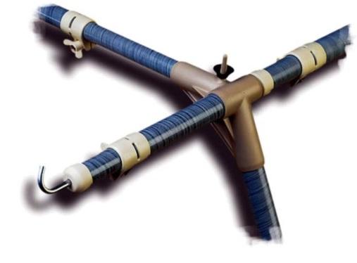 Suplemento armazon de fibra para avances Ticamo y Inaca 1