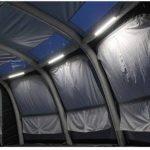 Sistema de iluminación LED Lumi-Link para carpas 4