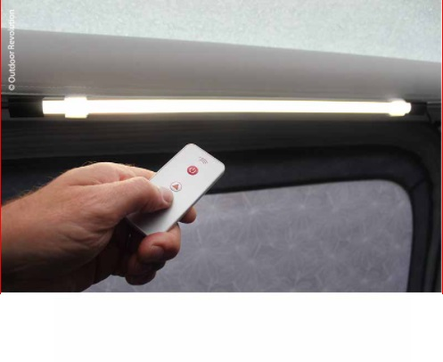 Sistema de iluminación LED Lumi-Link para carpas 3